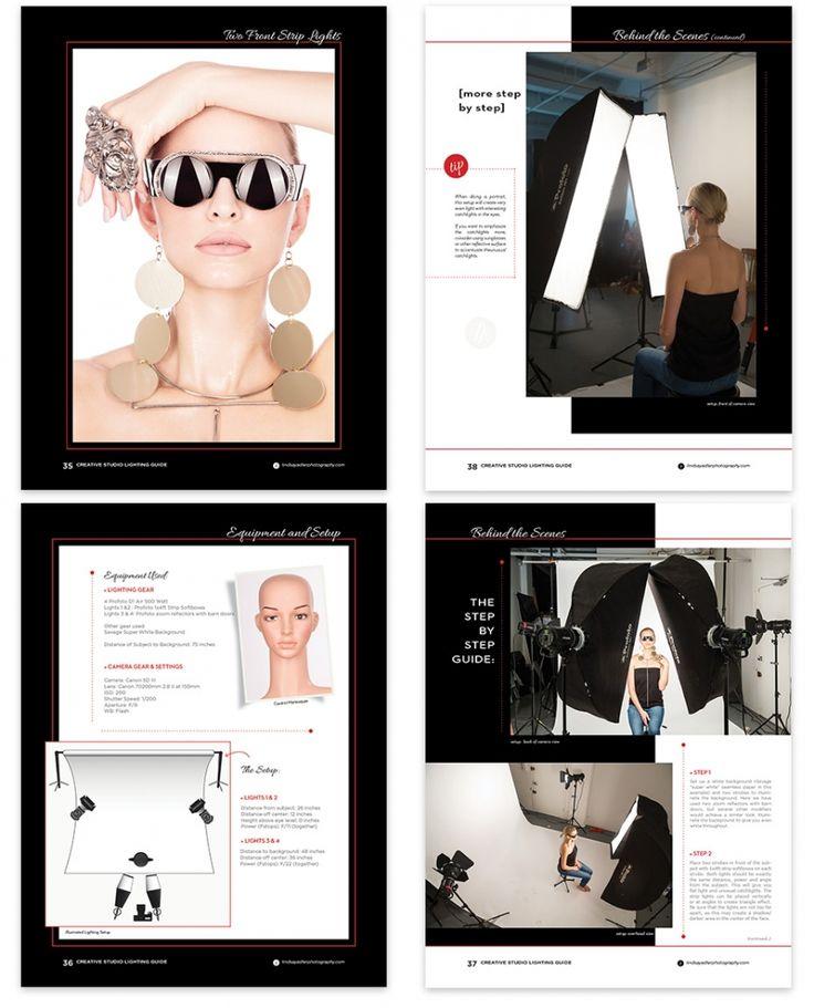 Creative Studio Lighting Guide Lindsay Adler Photography