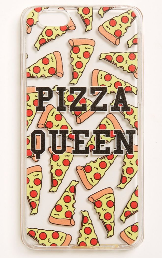 This phone case is the perfect way to show off the undeniable love for pizza!