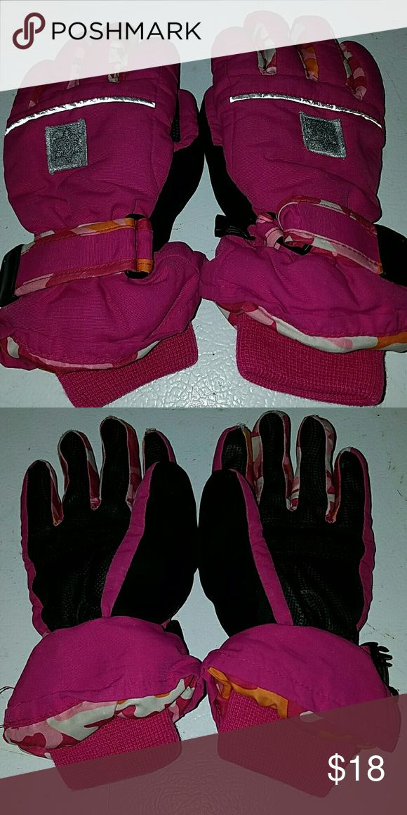 Thinsulate gloves Warm with grips Thinsulate  Accessories Gloves & Mittens