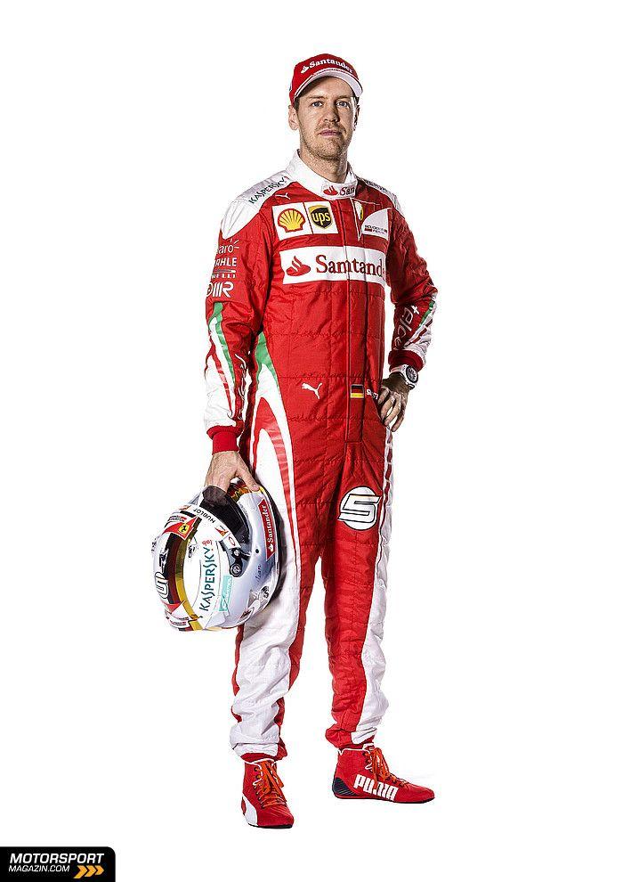 Formel 1 2016, Präsentationen, Sebastian Vettel, Ferrari, Bild: Ferrari                                                                                                                                                      Mehr