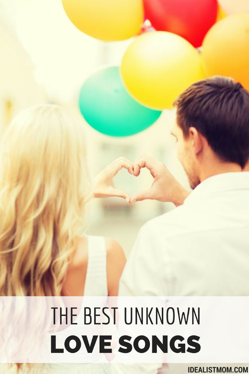 Looking for the ultimate love songs playlist? This collection of the best unknown romantic tunes is perfect for Valentine's Day, anniversaries, weddings, or even date nights!