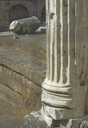 Hágalo usted mismo: Columnas griegas o romanas decorativas   eHow en Español