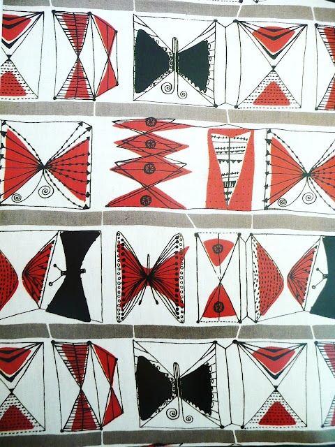 MCM Fabrics by Lucienne Day