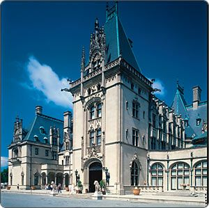 Biltmore Mansion....on what money can buy