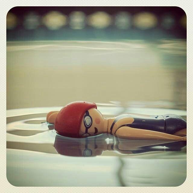 Lekker zwemmen!