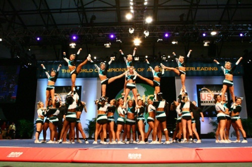 cheer extreme <3