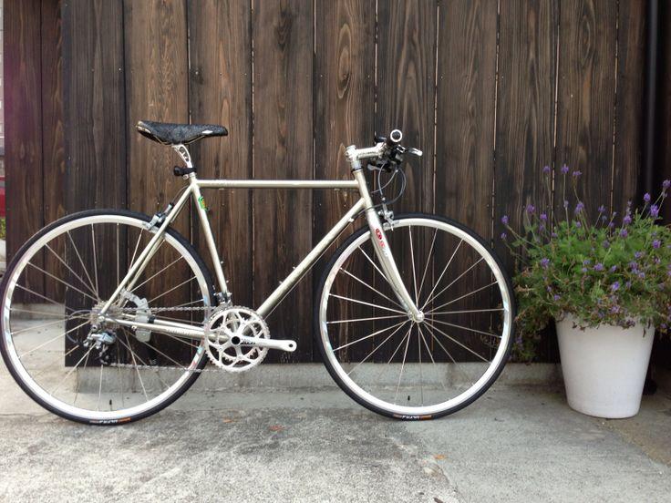 """MULLER MT853 """"SUMMER NUDE"""" Reynolds853 road bike"""