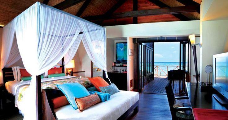 Phòng ngủ hòa nhập cùng thiên nhiên