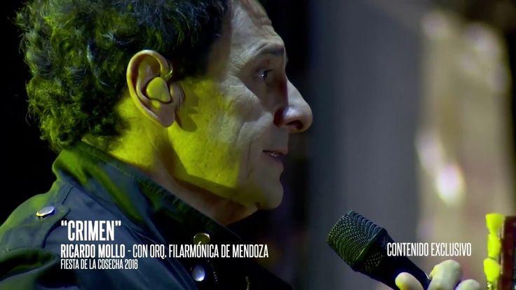 Crimen - Ricardo Mollo con Orq. Filarmónica de Mendoza