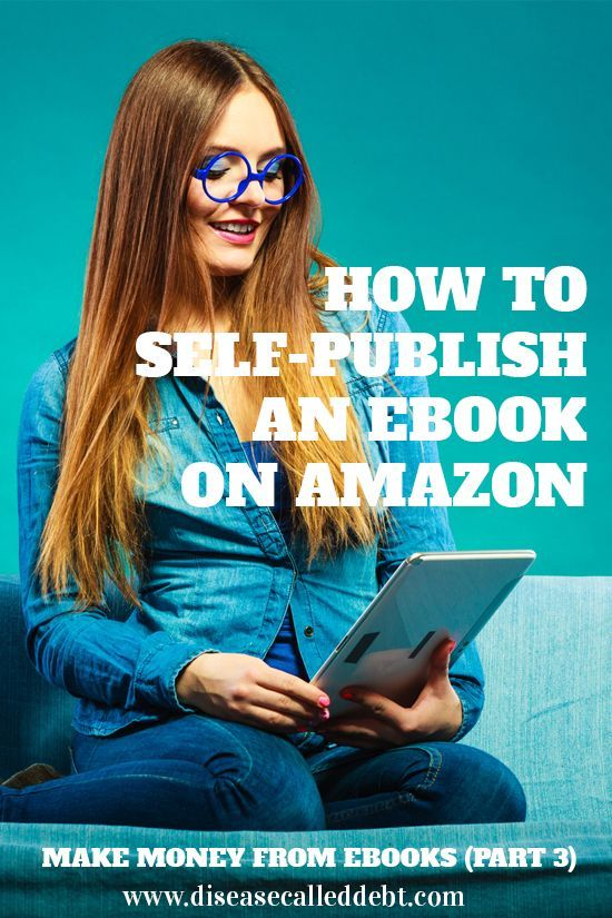 Kindle self-publishing is an easy way to publish your own eBook on Amazon. This post forms part 3 of How to Make Money Writing and Publishing eBooks!