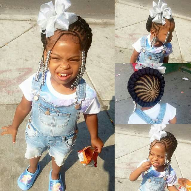 1257 Best Baby Girl S Hairstyle Images On Pinterest Children Hairstyles Natural Hairstyles