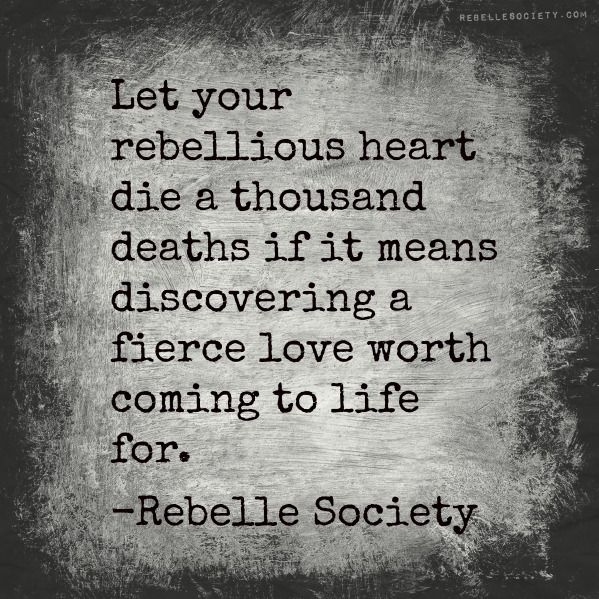 Emo Quotes About Suicide: 17 Best Rebel Quotes On Pinterest