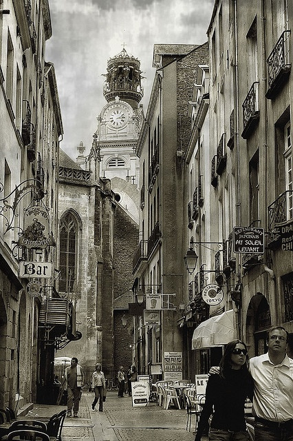 Untitled... by *Louise**, via Flickr Nantes, France