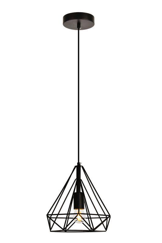 geometric mini pendant light # 68