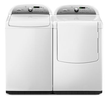 Whirlpool Washer & Dryer Package - Leon's