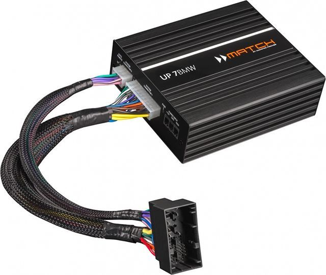 X5 Amp Wiring