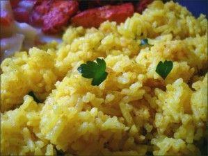 Riz au citron (cuisine Indienne)