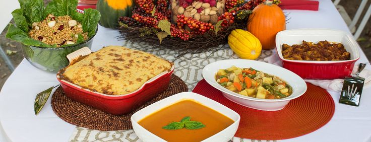 Recipes for a Plant-Based Thanksgiving 2013