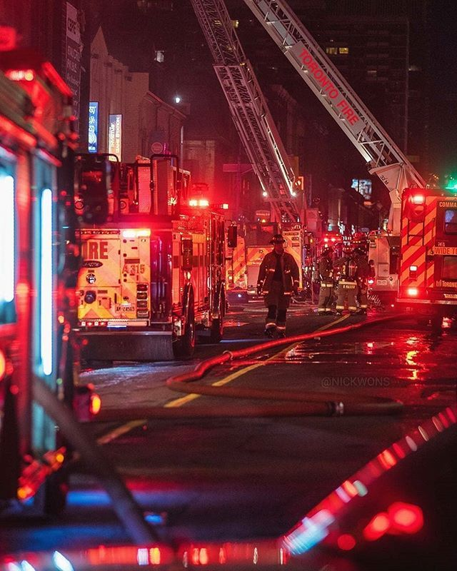 FEATURED POST @nickwons - Yonge and Wellesley was lit last night. #Toronto #TorontoLife #citylights #firefighter #firstresponders . ___Want to be featured? _____ Use hastag chiefmiller WWW.CHIEFMILLERAPPAREL.COM . . CHECK OUT! Facebook- chiefmiller1 Periscope -chief_miller Tumblr- chief-miller Twitter - chief_miller YouTube- chief miller Vero - chief miller TAG A FRIEND WHO NEEDS TO SEE THIS. Please be sure to Like and Comment.