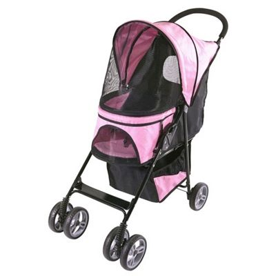 Journey� Pet Stroller - Cotton Candy