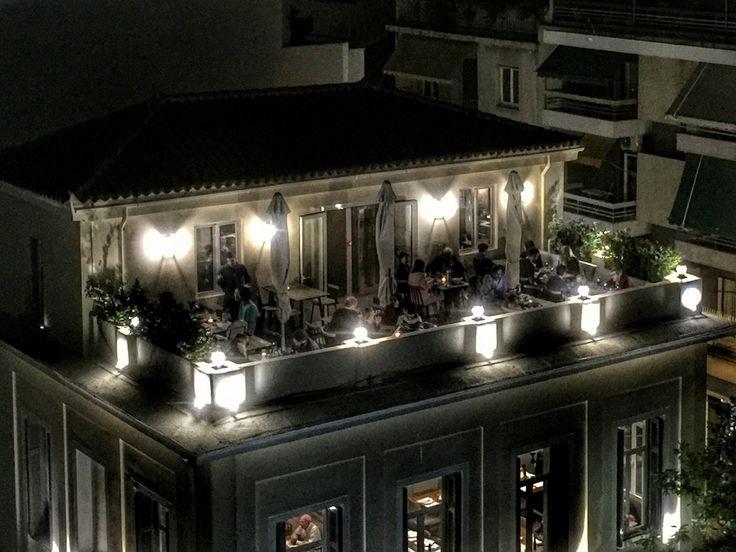 Balcony Restaurant & Bar-Veikou 1, Athina 117 42