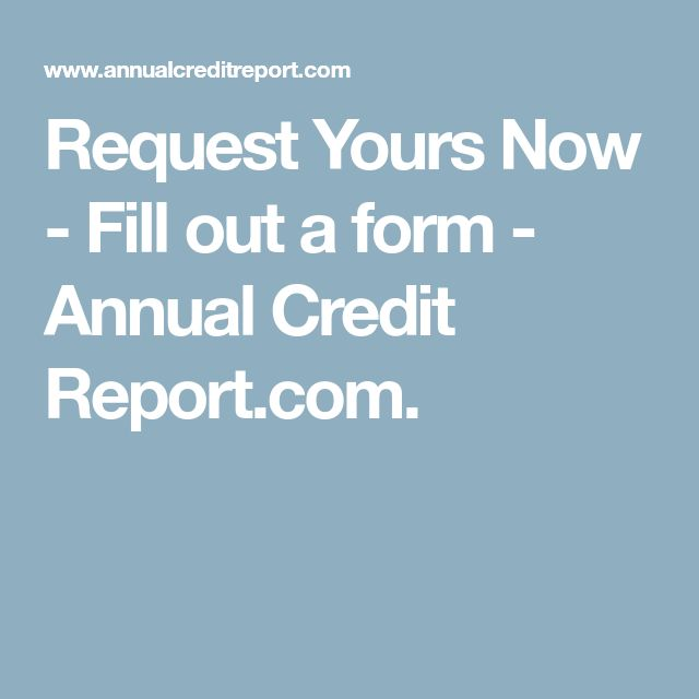 Best 25+ Annual credit report ideas on Pinterest Booklet design - credit check release form