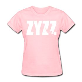 Ladies Zyzz t-shirt from Ripped Generation Gym Wear! Available at $18.95 on www.RGgymwear.com #T-Shirt #GymMotivation #Fitness #GymWear #LadiesGymWear #LadiesFitness #Zyzz