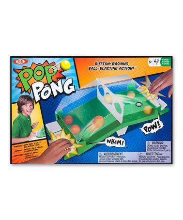 Pop Pong Game