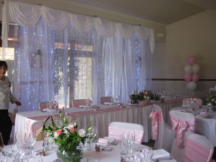 Baby Pink themed wedding