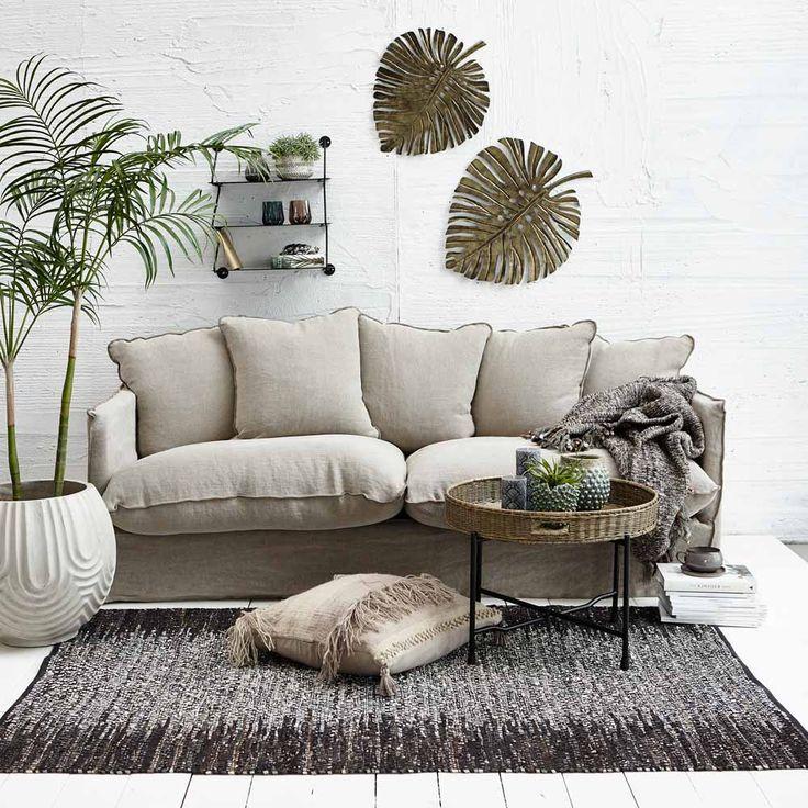 Die besten 25+ Graue sofas Ideen auf Pinterest Graue wände - wohnzimmer ideen mit grauem sofa