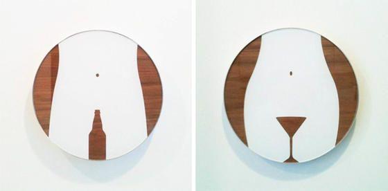 Geweldig: 39 uitermate creatieve toiletbordjes | Slechte grappen