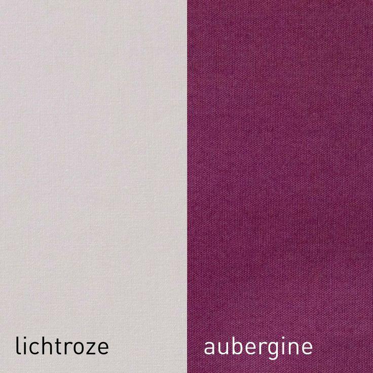 Lichtroze - aubergine