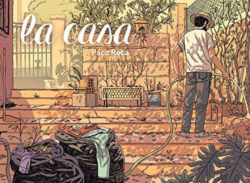 La Casa. Paco Roca. Astiberri