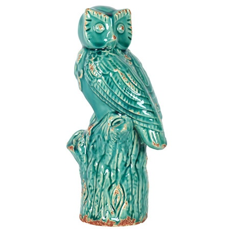 Owl Statuette I from the Adra Designs event at Joss and Main   http://www.jossandmain.com/invite/jeannieology