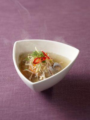 【ELLE a table】豆もやしのスープ(コンナムルクッ)レシピ|エル・オンライン