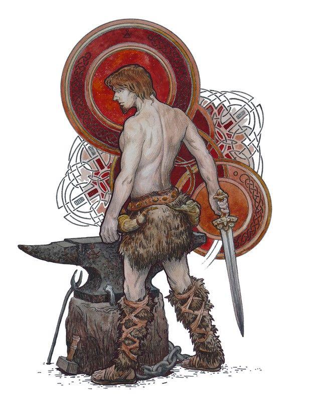 Dmitrij Ilyutkin | Gram - sword of Siegfried
