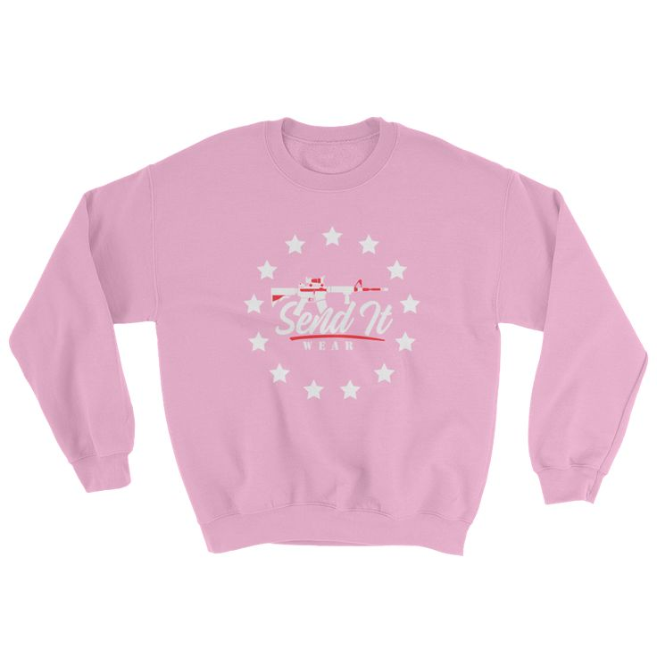 """Ladies... Original 13 Stars"" Sweatshirt"