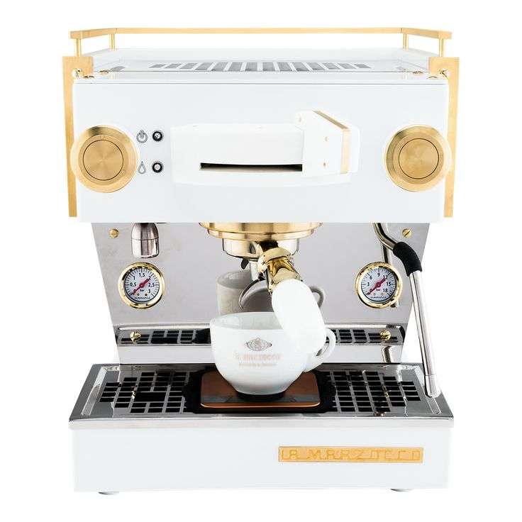 DREAM Espresso Machine Craftsman Series: Pantechnicon Linea Mini | La Marzocco