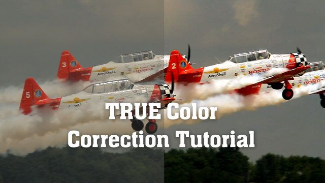 "Color Correction Tutorial After Effects [The Right Way!] by ☞ Michael DeVowe. An in-depth tutorial on color correction using Curves inside of After Effects and Photoshop. This method explains how to color correct most any footage ""by the numbers"". It's a bit of a science that requires only a minimum amount of understanding of RGB values."