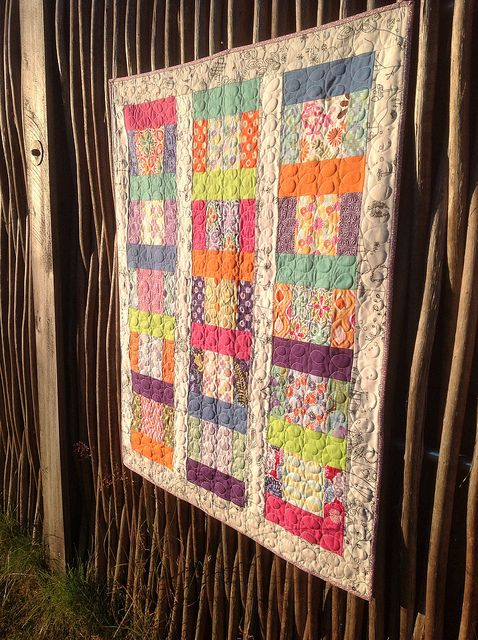 Baby quilt! | Flickr - Photo Sharing!