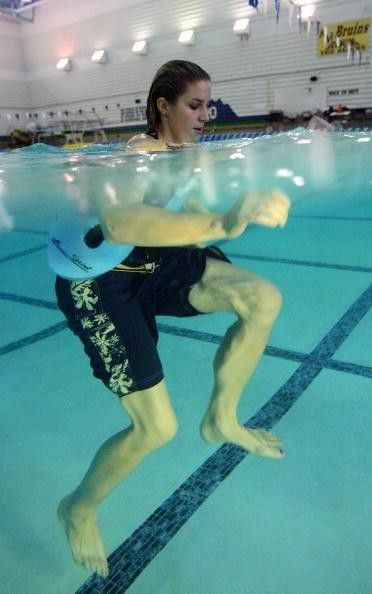 Top 10 tips for pool running and aqua jogging