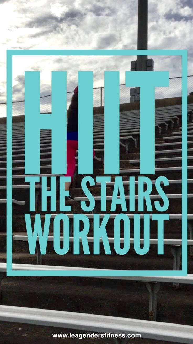 Welcome to the latest edition of workout Wednesday! This week we are going to H.I.I.T the stairs! H.I.I.T. means High Intensity Interval Training, of course. In this workout we will do an interval of high intensity stair climbs in between each strength move. Stair climb workouts are benefi