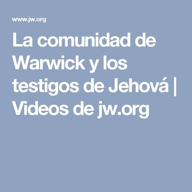 La comunidad de Warwick y los testigos de Jehová | Videos de jw.org