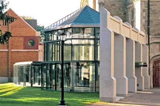 The Frances Lehman Loeb Art Center, Poughkeepsie, New York