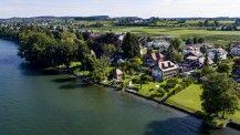 Wohlfühl- und Genießer-Hotel - Haus am See, im idyllischen Weindorf Nonnenhorn direkt am Bodensee