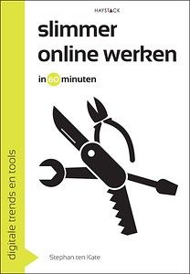 Dit handige boek vol praktische tips mag niet ontbreken in de boekenkast van de moderne ondernemer die veel online werkt!