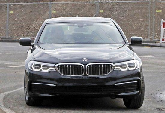 2018 BMW 5 Series Sports Wagon (Touring) Redesign