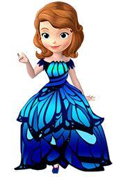 Sofia's Dress Up | Sofia the First | Disney Junior