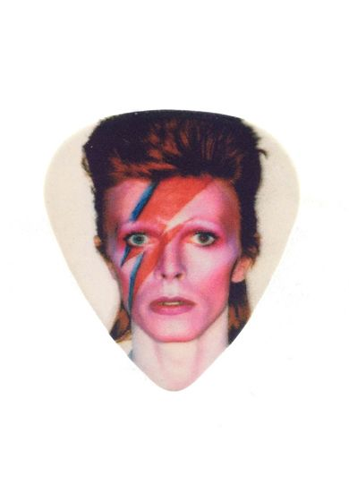 David Bowie Guitar Pick Ring #jewellery #fashion #rings
