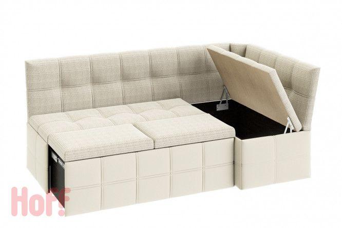 Угловая скамья со спальным местом Лего - купить в интернет-магазине Hoff. Характеристики, фото и отзывы.